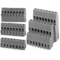 Buy cheap Euro Type Pcb Terminal Block Rising Clamp Wire Protector from Wholesalers