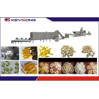 Buy cheap Industrial Scale Fully Automatic Pasta Machine Macaroni Making Machine Various Shapes from wholesalers