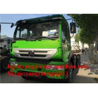 Buy cheap Green 6 x 4 Styre Heavy Duty Dump Truck Muck For Dumping Muck In City from Wholesalers