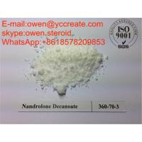 Buy cheap Nandrolone Decanoate Injectable Muscle Growth Steroids Bodybuilder Supplements Pure DECA Source from Wholesalers