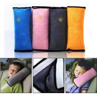 Quality Car seat belt cushion,kids & adults neck protect,travel driving and rest plush cushion wholesale