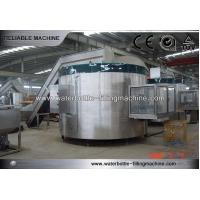 Buy cheap Juice Beverage Bottle Unscrambler Machines For Drink Production Line from wholesalers