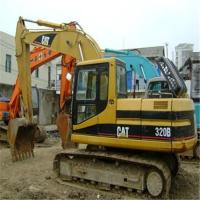 Buy cheap Used Cat 320b And Cat 320c Excavator from Wholesalers
