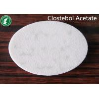 Buy cheap White Crystalline Muscle Growth Steroids Clostebol Acetate For Bodybuilding 855-19-6 from wholesalers
