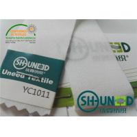 Quality Britches / Sportswear Waistband Woven Interlining With Big Elasticity 185 Gsm wholesale