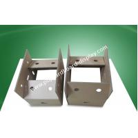 Buy cheap 4C Printed Corrugated Carton Boxes For Fruit Paper Carton With Air Hole from wholesalers