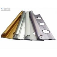 Buy cheap PVDF Paint Aluminum Window Frame Extrusions / Extruded Aluminium Profiles Medical Use from Wholesalers
