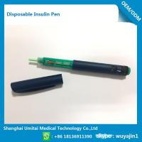 Buy cheap Prefilled Disposable Insulin Pen / Prefilled Insulin Syringes For Diabetes from Wholesalers