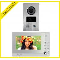 Buy cheap Digital Wired RFID Video Door Phone Intercom System For Villa House from wholesalers