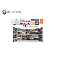 Buy cheap Cline Satellite Cccam Server 1 Year Subscription Iptv Global Reliable High Definition from wholesalers