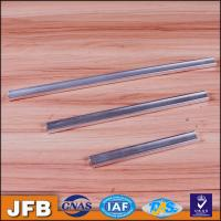 Buy cheap ITEM E15A CC128mm foggy silver aluminium various colours finished anodized cabinet door pull handles from wholesalers