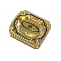 Buy cheap High Speed Brass Casting CNC Machining Parts Custom Machined Parts from wholesalers