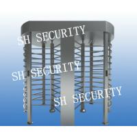 Buy cheap Double Lanes Full Height Turnstile from wholesalers