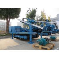 Buy cheap Hydraulic Impact / Top Drive Anchor Drilling Rig Krupp And Eurodrill MDL-C150 from wholesalers