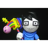 Buy cheap Glasses Boy Custom Action Figures Home Decoration With A Colourful Chopper from Wholesalers