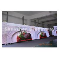 Quality Ultra Thin 2.5 mm High Resolution led screen indoor with HDMI VGA DVI Signal Input wholesale