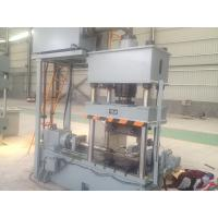 Buy cheap 315T Tube Pipe Fitting Hydraulic Forming Press Machine PLC Control from Wholesalers