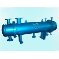 Quality Double Pipe Heat Exchange Equipment , Brazed Rotary Heat Exchanger Equipment for sale
