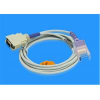 Buy cheap 14 Pin Masimo Lnc 10 Cable , MAC - 395 Masimo Pulse Oximeter Spo2 Cable from Wholesalers