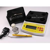 Buy cheap 3000g Gold Quality Testing Machine / Precious Metal Tester For Purity Test from wholesalers
