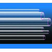 Buy cheap High Temperature Resistant Degree Centigrade Clear ozone free Quartz Heating tube Made From Pure Silica from wholesalers