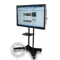 Buy cheap 42 Inch 4K Industrial LCD Displays HDMI VGA USB Input LAN Wifi Network Multi touch from Wholesalers