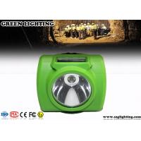 Buy cheap Anti - Explosion Led Mining Lamp, 13000 Lux Hard Hat Lights With USB Charger from Wholesalers