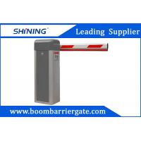Quality AC Motor Gray telescopic Vehicle Boom  Barrier Gate For Promotion wholesale
