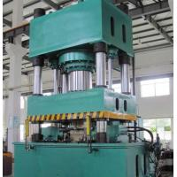 Buy cheap 600 Ton High Pressure Hydraulic Press , Large Hydraulic Forging Machine from Wholesalers