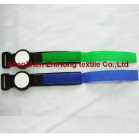 China High quality colorful one-piece sew on nylon fabric watch band straps on sale