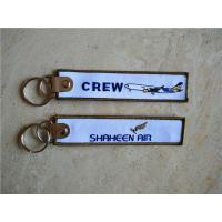 Buy cheap Shaheen Air Crew Aircraft Made By Twill + Ring With Merrow Border Accept Custom from Wholesalers