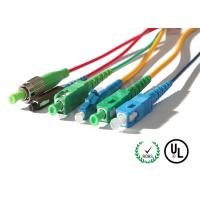 Buy cheap Connector Fiber Optic Patch Cord from Wholesalers
