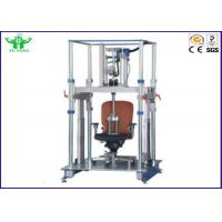 Buy cheap 30~65cm Furniture Testing Machine Seat Impact Test Machine 200mm QB/T2280 from wholesalers