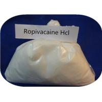 Buy cheap 99% Purity Ropivacaine Hydrochloride Monohydrate HCL Powder CAS 132112-35-7 Local Anesthetic Drugs Wholesale Cheap Price from Wholesalers
