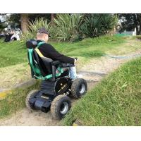 Buy cheap OB-EW-010 4WD Electric Wheelchair from Wholesalers