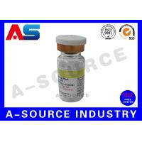 Buy cheap Round Pre - printed  10ml Vial  Labels  For Packaging Holographic With Vial Box Printing from wholesalers