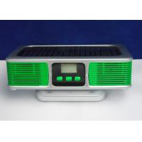 Buy cheap Original Blue Silver Negative Ions Car Aromatherapy Oxygen Bar for Remove Smoke from Wholesalers