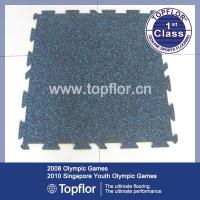 Buy cheap Rubber gym flooring for fitness weight room from Wholesalers