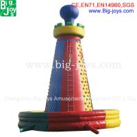 China inflatable climbing wall, inflatable rock climbing wall, inflatable climber, on sale
