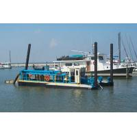 Buy cheap jet suction gold dredger equipped with dressing unit from Wholesalers