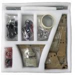Buy cheap HICTOP Reprap Prusa I3 Replicator Desktop 3D Printer With DIY Tool Kits from Wholesalers