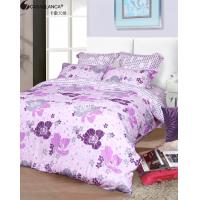 Buy cheap Twill Cotton Floral Bedding Sets Reactive Printed Workmanship Customized from Wholesalers
