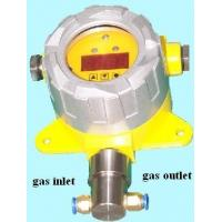 Buy cheap fixed pipeline combustible gas(LPG) detection monitor transmitter with value display from Wholesalers