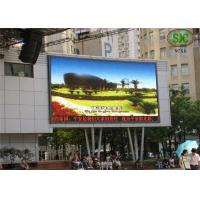 Buy cheap Super Bright  Stage Background P6 Outdoor Full Color LED Display Video Wall ,  synchronous Control from Wholesalers