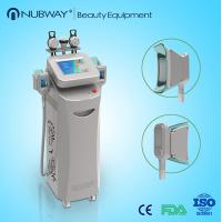 Stubborn fat killer! cryolipolysis fat freeze slimming machine with CE certification