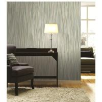 Buy cheap Irregularity Vertical Stripes Stylish Fabric Wallpeper For Household from wholesalers