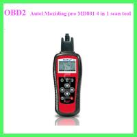 Buy cheap Autel Maxidiag pro MD801 4 in 1 scan tool from Wholesalers