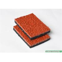 Buy cheap SSGsportsurface Breathable Outdoor Playground Plastics Running Track Material from Wholesalers