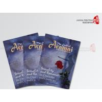 Buy cheap Custom Printing Brochures , Book Printing , Soft Cover Book Printing from Wholesalers