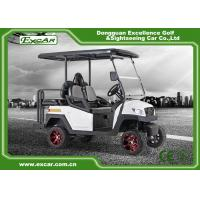 Buy cheap 2 - Seater Mini Electric Hunting Buggy , Golf Cart Type Vehicles Ce Approved from wholesalers